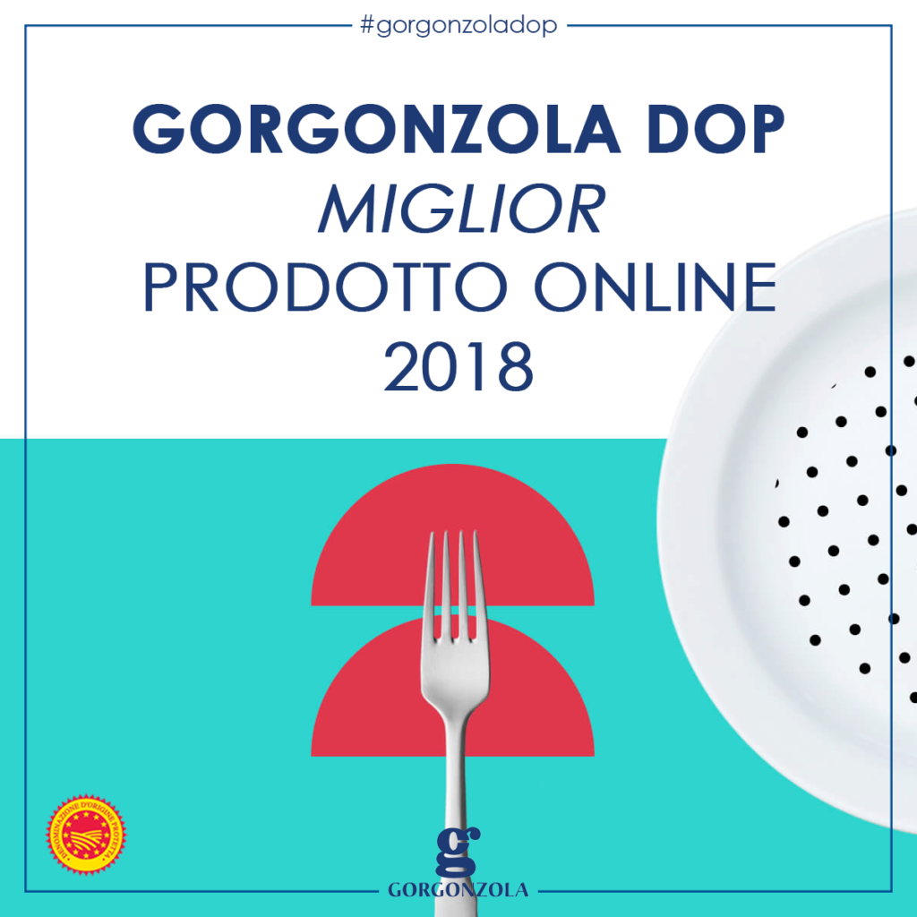 Gorgonzola DOP miglior prodotto online 2018