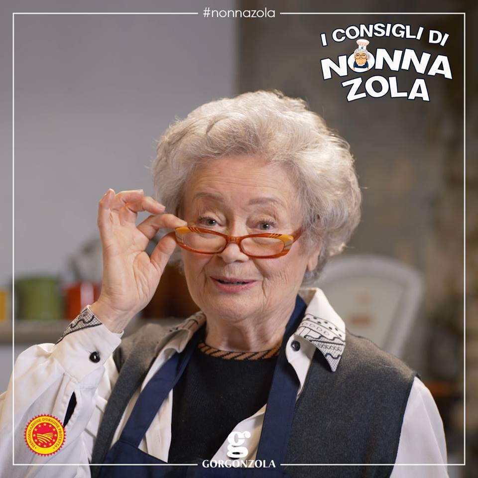 Msoft.it realizza la web serie Nonna Zola per il Gorgonzola DOP
